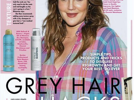 Grey Hair hacks!