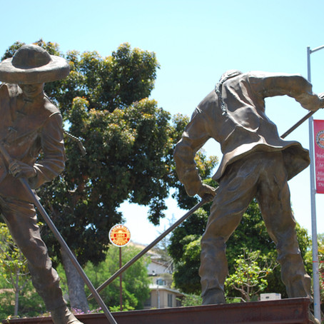 Chinese Contribution to San Luis Obispo Railroad