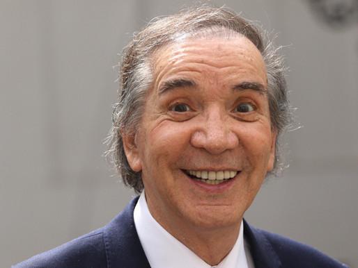 🔴 AHORA | A los 76 años murió el emblemático animador de TV y locutor Julio Videla.