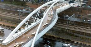 Yehudid Bridge, Тел Авив
