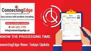 AN IMPROVED METHOD TO ESTIMATE PROCESSING TIME ON YOUR APPLICATION HAS BEEN IMPLEMENTED BY IRCC