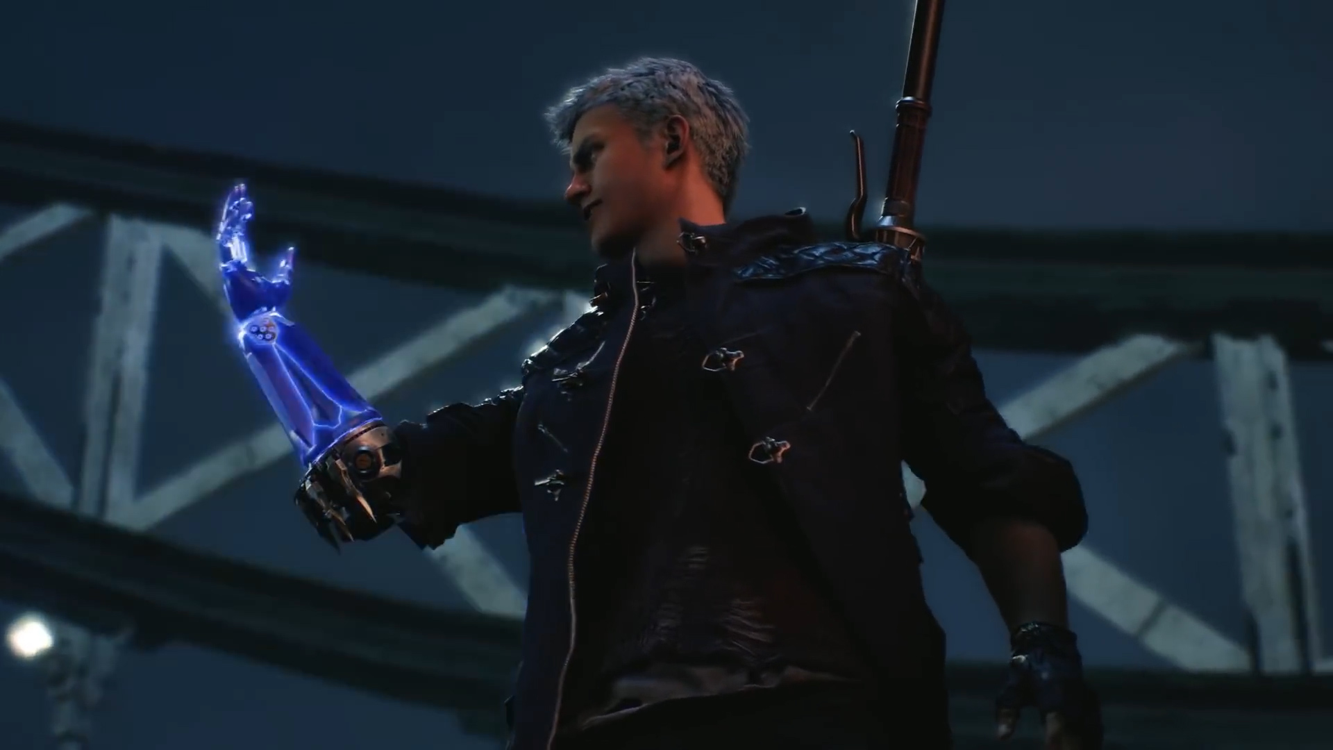 Nero's and his new Tech Arm