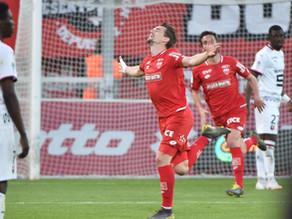 DFCO 3-2 Rennes : enfin du spectacle !