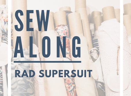 Sew Along with ALD: Rad Patterns Supersuit!