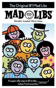 Mad Libs | Babysitting in San Diego