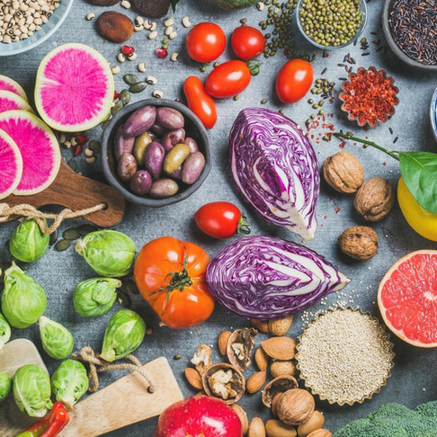 7 Plant-Based Foods for Hormonal Balance