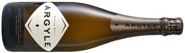 Bottle of Argyle Brut