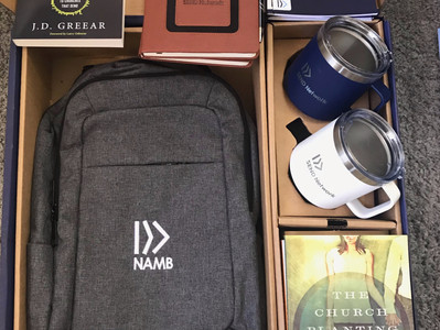 Christmas in July from NAMB