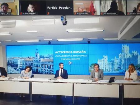 El PP de Madrid reclama más apoyo y menos zancadillas frente al coronavirus