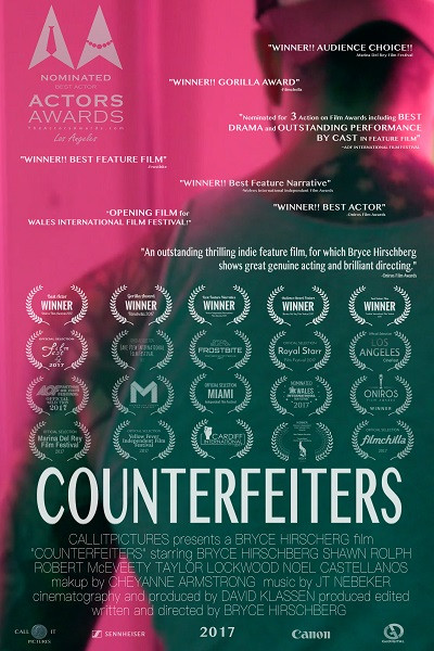 Counterfeiters indie film