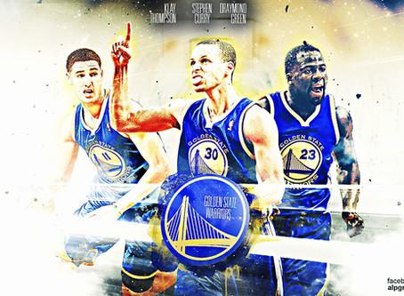 7 – 11 – 35 : Bojevniki iz Golden Statea