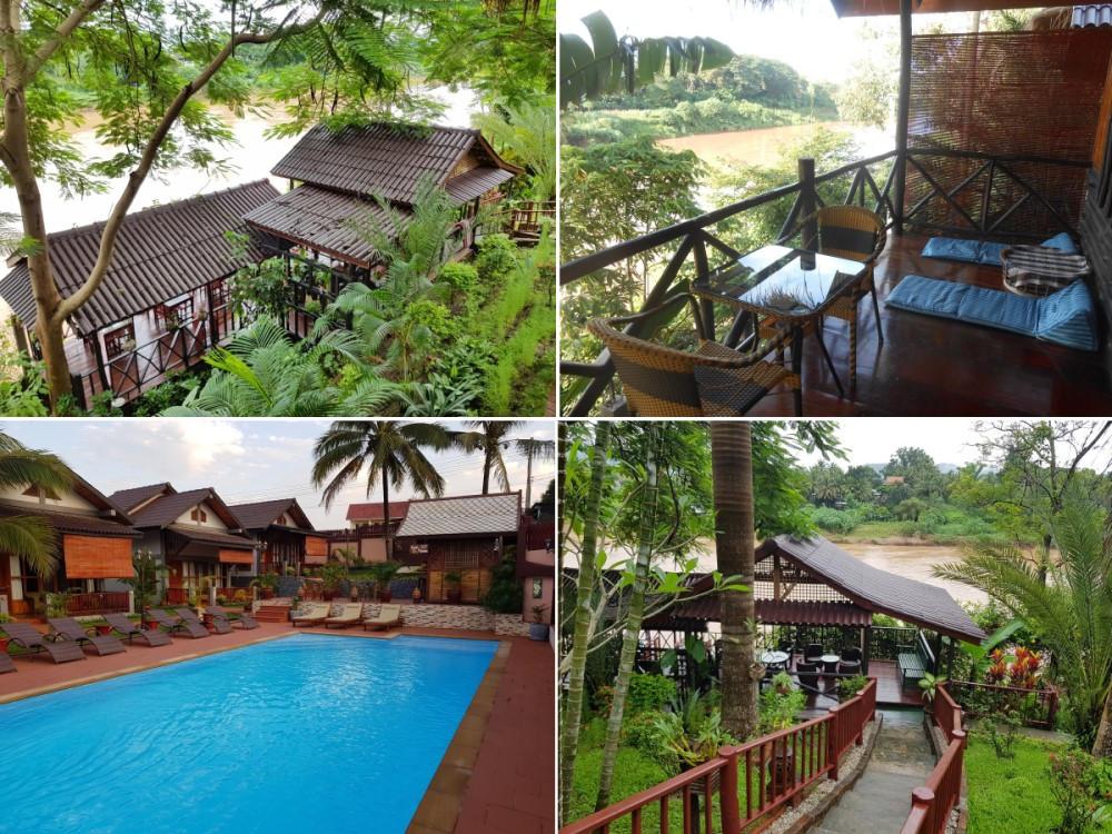 Luang prabang Laos logement Thongbay Gueshouse