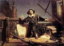 O astrônomo Copérnico: conversa com Deus – Jan Matejko – 1872