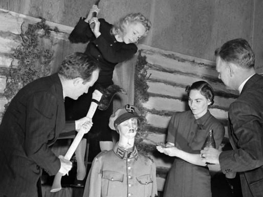 """A Magia de Destruição na """"Festa de Maldição"""" para matar Adolf Hitler com Hoodoo, em 1941"""