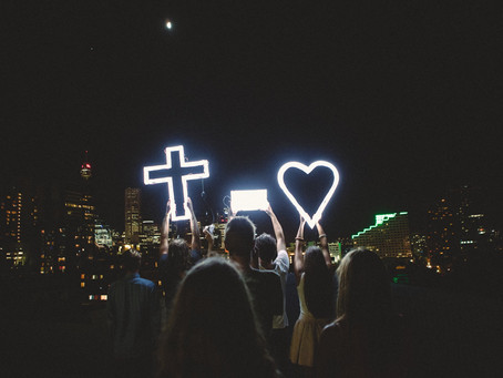 His Steadfast Love Endures Forever