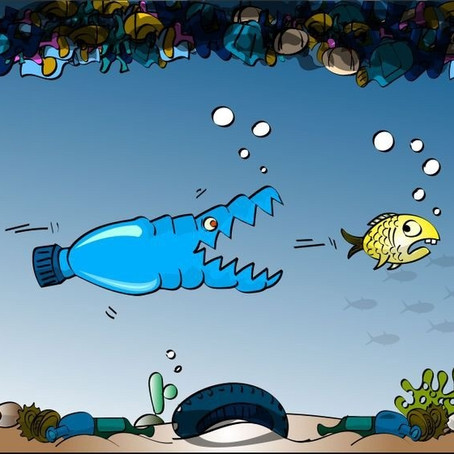 A Global Tragedy- Ocean Plastic pollution
