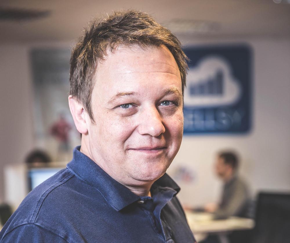 Alain Mevellec, Fondateur de la Startup Sellsy pour le Podcast Yaniro