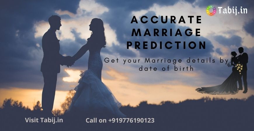 What age will i get married vedic astrology signs