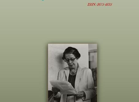 """Lançamento do Primeiro Número dos """"Cadernos Arendt"""""""