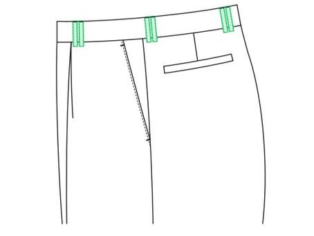 Belt Loops VS Side Adjusters