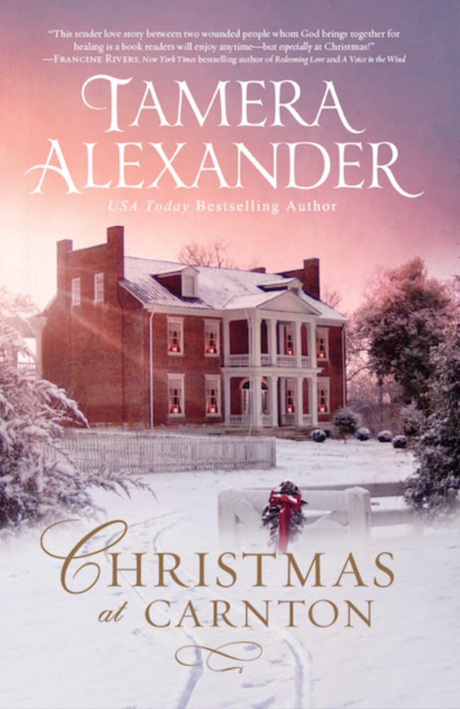 Christmas at Carnton by Tamera Alexander