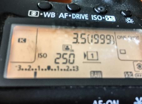 N250 如何用曝光補償使曝光正確