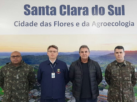 Junta Militar recebe visita de orientação técnica