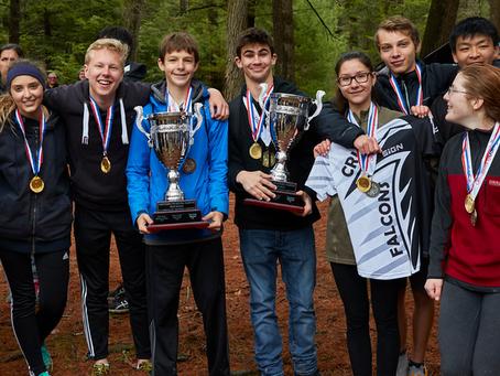 CRLS Students Win at Junior Nationals