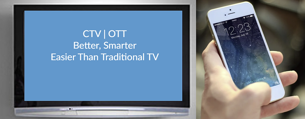 The Difference between OTT and CTV