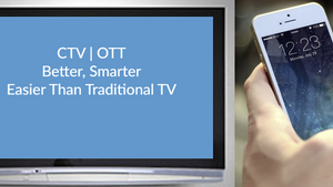 Finally A simple definition of the difference between CTV and OTT?