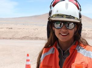 Chile: Participación de mujeres en minería aumentó de 9,1% a 17,3% entre 2012 y 2019