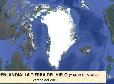 Groenlandia: la tierra del hielo (y algo de verde)