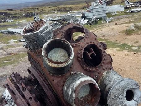 Bamford: planes, trains and... caravans