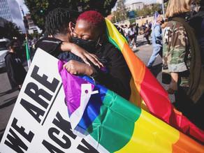 Comunidad LGTBQ, de fiesta por la victoria de Joe Biden y Kamala Harris