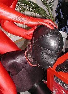 The Reason Behind The Bondage Hood and Mask