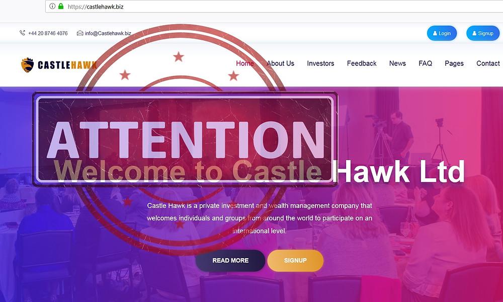 CastleHawk AVIS