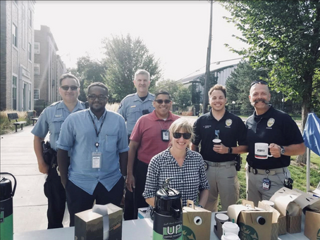 Coffee with a Cop 2018