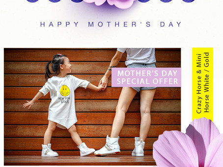 Mother's Day: GET 20% OFF Entire Store