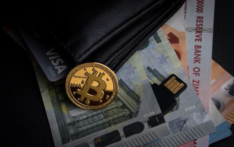 cómo se determina el precio de bitcoin