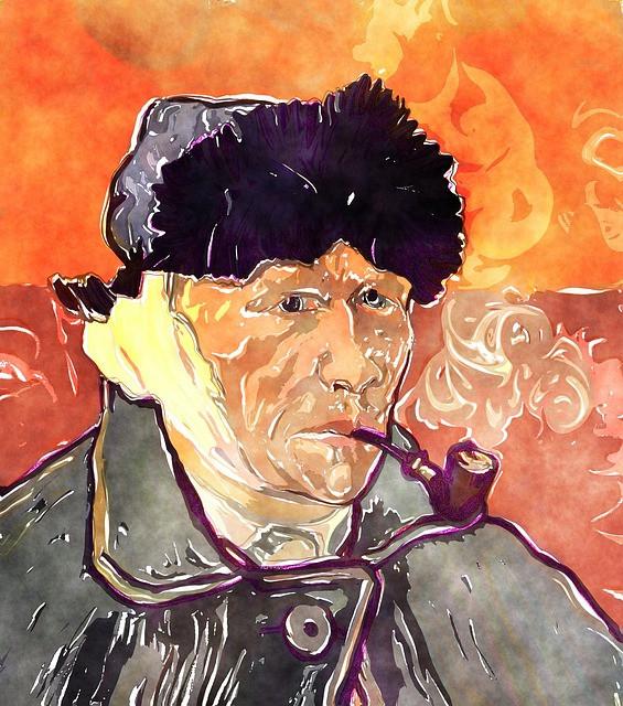 Que paso con la oreja de Van Gogh