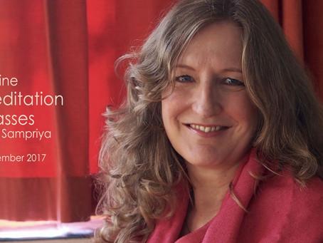 Online Meditation Class for Beginners