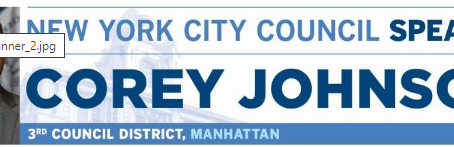 New York City Council Speaker: Updated