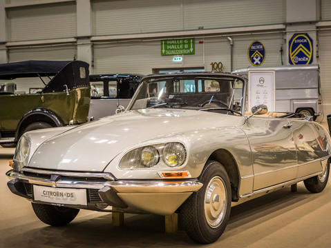 1971   DS21 IE - Cabriolet