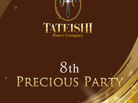 TATEISHI Dance Company 8th PRECIOUS PARTY