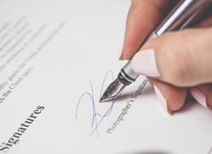 Como redigir um contrato de arquitetura