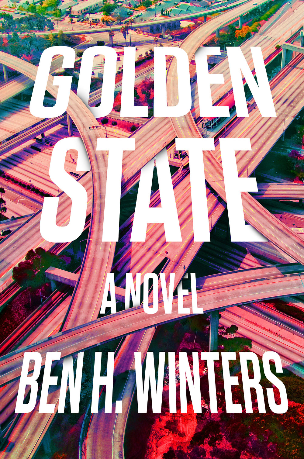 Golden State by Ben H. Winters : the book slut book reviews thebookslut