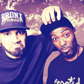 Desus & Mero Are The Front-Runners Of Showtime's First-Ever Late-Night Talk Show
