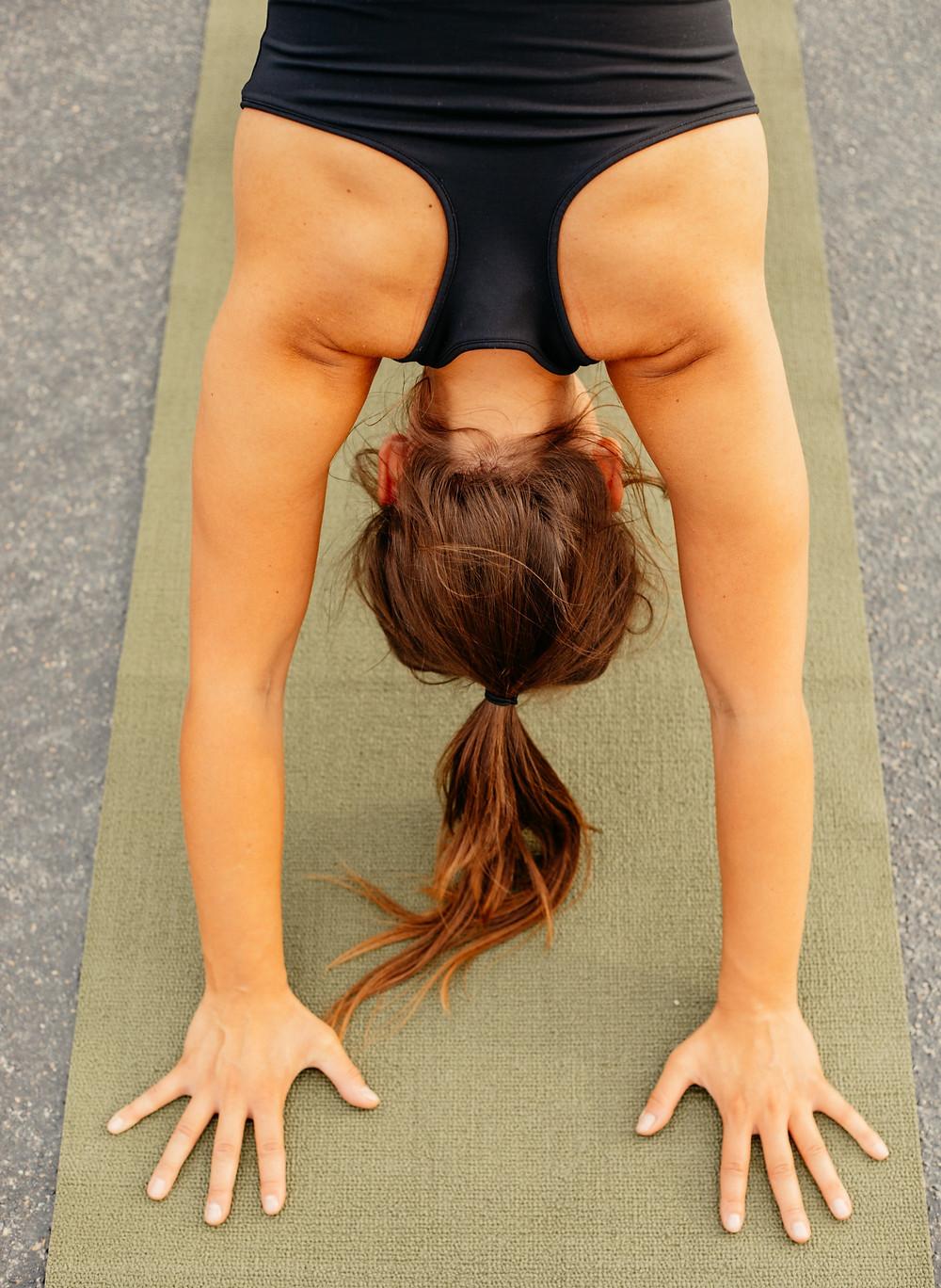 Yogamatte Ashtanga