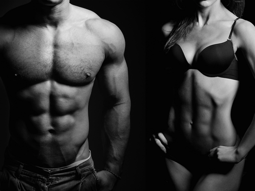 How to build muscle while cutting/dieting
