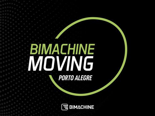 BIMachine Moving coloca transformação do BI em discussão